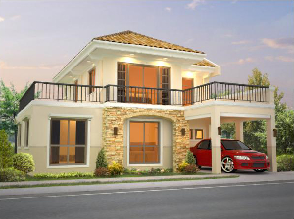 Sta Sofia Amanda Model House And Lot For Sale In