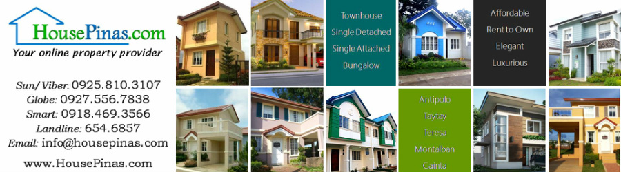 House and Lot for Sale in Antipolo City, Rent to Own house